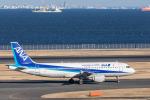 Y-Kenzoさんが、羽田空港で撮影した全日空 A320-211の航空フォト(写真)