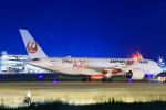 臨時特急7032Mさんが、福岡空港で撮影した日本航空 A350-941の航空フォト(飛行機 写真・画像)