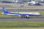 Orange linerさんが、羽田空港で撮影した全日空 A321-272Nの航空フォト(写真)