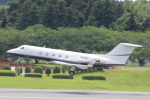 cassiopeiaさんが、成田国際空港で撮影したアメリカ企業所有 G-1159A Gulfstream IIIの航空フォト(写真)