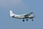 masatakaさんが、鹿児島空港で撮影したCESSNA FINANCE EXPORT CORP 208の航空フォト(写真)