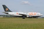 BTYUTAさんが、アムステルダム・スキポール国際空港で撮影したULS・エアライン・カーゴ A310-308(F)の航空フォト(写真)