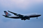 トロピカルさんが、成田国際空港で撮影したカナディアン航空 747-475の航空フォト(飛行機 写真・画像)