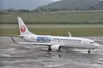 B747‐400さんが、新石垣空港で撮影した日本トランスオーシャン航空 737-8Q3の航空フォト(写真)
