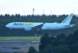 mojioさんが、成田国際空港で撮影したエアロ・ロジック 777-FZNの航空フォト(写真)