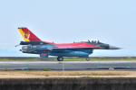 おこじょさんが、築城基地で撮影した航空自衛隊 F-2Aの航空フォト(写真)