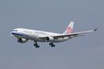 ANA744Foreverさんが、福岡空港で撮影したチャイナエアライン A330-302の航空フォト(写真)