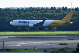 mojioさんが、成田国際空港で撮影したポーラーエアカーゴ 767-3JHF(ER)の航空フォト(写真)