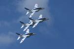 元青森人さんが、三沢飛行場で撮影した航空自衛隊 T-4の航空フォト(写真)