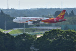 mojioさんが、成田国際空港で撮影した香港航空 A320-214の航空フォト(飛行機 写真・画像)