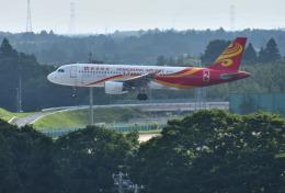 mojioさんが、成田国際空港で撮影した香港航空 A320-214の航空フォト(写真)