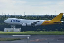 mojioさんが、成田国際空港で撮影したアトラス航空 747-87UF/SCDの航空フォト(写真)