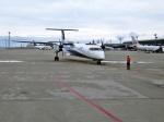 kazupen2018さんが、中部国際空港で撮影したANAウイングス DHC-8-402Q Dash 8の航空フォト(写真)