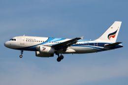 航空フォト:HS-PPG バンコクエアウェイズ A319