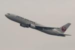 kuraykiさんが、羽田空港で撮影した日本航空 767-346/ERの航空フォト(写真)