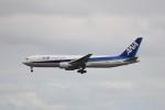 KAZFLYERさんが、成田国際空港で撮影したエアージャパン 767-381/ERの航空フォト(写真)