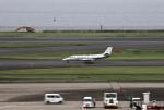jjieさんが、羽田空港で撮影した朝日新聞社 560 Citation Encoreの航空フォト(写真)