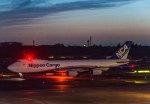 Cygnus00さんが、成田国際空港で撮影した日本貨物航空 747-8KZF/SCDの航空フォト(写真)