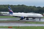 SFJ_capさんが、成田国際空港で撮影したアエロフロート・ロシア航空 777-3M0/ERの航空フォト(写真)