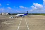 norimotoさんが、新石垣空港で撮影したANAウイングス 737-54Kの航空フォト(写真)