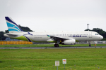 Cozy Gotoさんが、成田国際空港で撮影したエアプサン A320-232の航空フォト(写真)
