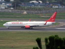 PW4090さんが、済州国際空港で撮影したイースター航空 737-9GP/ERの航空フォト(飛行機 写真・画像)