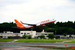 まいけるさんが、成田国際空港で撮影したチェジュ航空 737-8ALの航空フォト(写真)