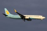hiroki_h2さんが、スワンナプーム国際空港で撮影したジェットコネクト 737-96N/ERの航空フォト(写真)