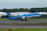 ぱん_くまさんが、成田国際空港で撮影した厦門航空 787-9の航空フォト(写真)