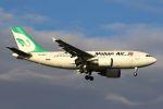 hiroki_h2さんが、スワンナプーム国際空港で撮影したマーハーン航空 A310-304の航空フォト(写真)