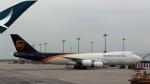 westtowerさんが、香港国際空港で撮影したUPS航空 747-8Fの航空フォト(写真)