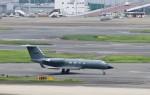ハム太郎。さんが、羽田空港で撮影したPhoenix Air Group  G-1159A Gulfstream IIIの航空フォト(写真)