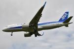 sshzeさんが、成田国際空港で撮影した全日空 A320-271Nの航空フォト(写真)
