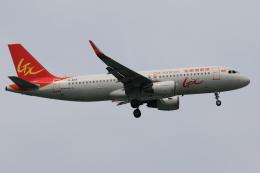 ★azusa★さんが、シンガポール・チャンギ国際空港で撮影したGXエアラインズ A320-214の航空フォト(飛行機 写真・画像)