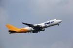 T.Sazenさんが、成田国際空港で撮影したポーラーエアカーゴ 747-45EF/SCDの航空フォト(写真)