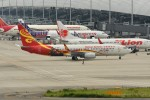 k-spotterさんが、関西国際空港で撮影した海南航空 737-84Pの航空フォト(写真)