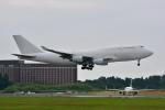 トロピカルさんが、成田国際空港で撮影したキャセイパシフィック航空 747-444(BCF)の航空フォト(写真)