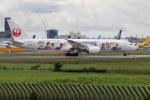 つっさんさんが、成田国際空港で撮影した日本航空 787-9の航空フォト(写真)