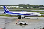 狭心症さんが、成田国際空港で撮影した全日空 767-381/ERの航空フォト(写真)