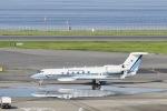 monjiro22001さんが、羽田空港で撮影した海上保安庁 G-V Gulfstream Vの航空フォト(写真)