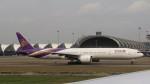 westtowerさんが、スワンナプーム国際空港で撮影したタイ国際航空 777-3AL/ERの航空フォト(写真)