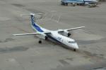 minoyanさんが、中部国際空港で撮影したANAウイングス DHC-8-402Q Dash 8の航空フォト(写真)