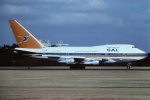 tassさんが、成田国際空港で撮影した南アフリカ航空 747SP-44の航空フォト(飛行機 写真・画像)