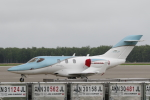 ATOMさんが、帯広空港で撮影した日本法人所有 HA-420の航空フォト(飛行機 写真・画像)
