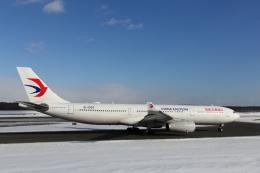 ATOMさんが、新千歳空港で撮影した中国東方航空 A330-343Xの航空フォト(写真)