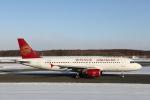 ATOMさんが、新千歳空港で撮影した吉祥航空 A320-214の航空フォト(飛行機 写真・画像)