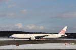 ATOMさんが、新千歳空港で撮影したチャイナエアライン 777-36N/ERの航空フォト(飛行機 写真・画像)