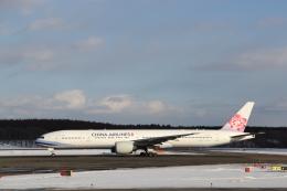ATOMさんが、新千歳空港で撮影したチャイナエアライン 777-36N/ERの航空フォト(写真)