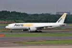 T.Sazenさんが、成田国際空港で撮影したエアロ・ロジック 777-F6Nの航空フォト(飛行機 写真・画像)