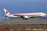Orange linerさんが、新千歳空港で撮影した航空自衛隊 777-3SB/ERの航空フォト(写真)